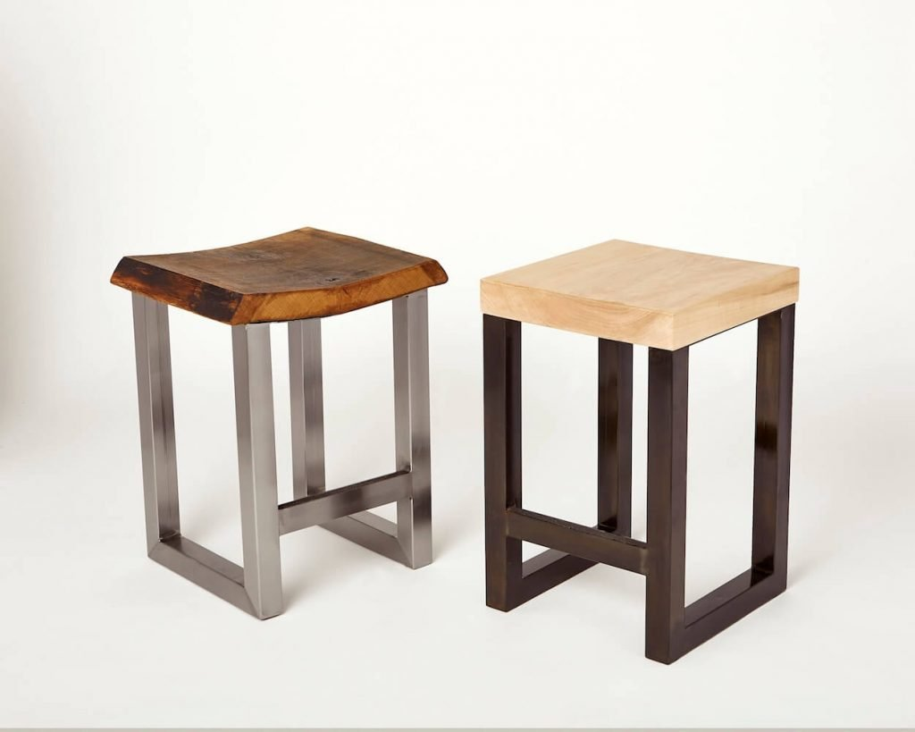 Steel Box Stools