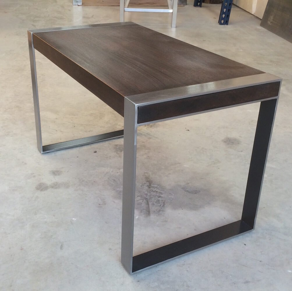 Mortise Plank Bench Table