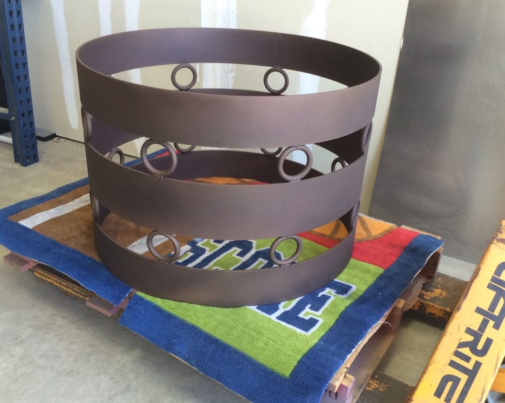 Outdoor Coffee Table Base